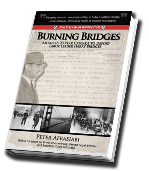 Burning Bridges Book